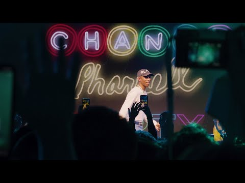 Pharrell Williams in Seoul — CHANEL video cover
