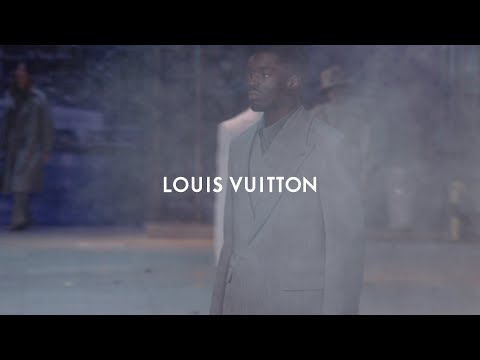Highlights from the Louis Vuitton Men's Fall-Winter video cover