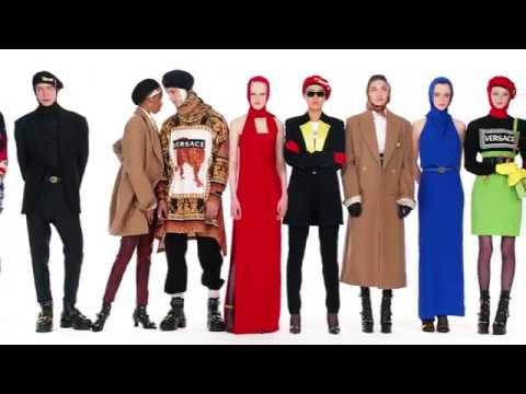 The Clans of Versace - Fall Winter 2018 Adv Campaign video cover