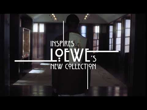 LOEWE Men's Mackintosh Collection video cover