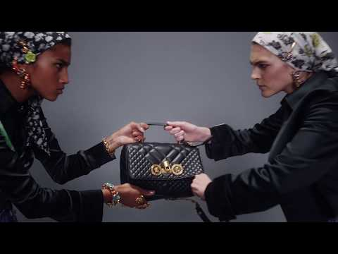 Versace Spring Summer 2019 video cover
