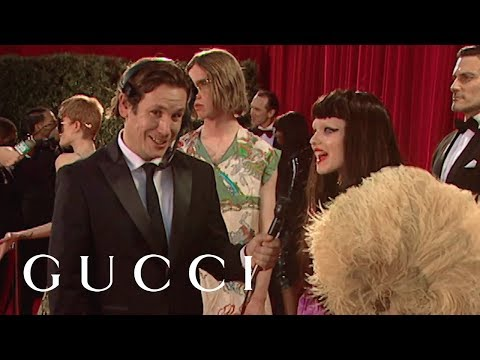 #GucciShowtime Red Carpet Interview II video cover
