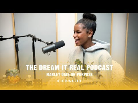 #DreamItReal Podcast Ep. 6 featuring Marley Dias video cover