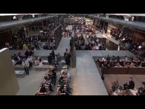 The Burberry Spring/Summer 2019 Show video cover
