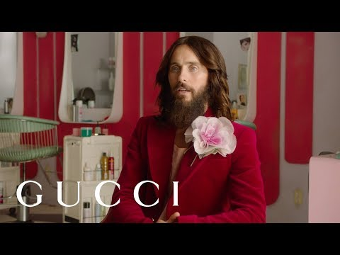 Jared Leto behind the scene of #ForeverGuilty Campaign video cover