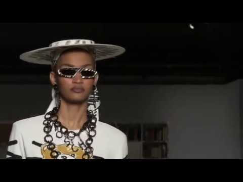 Moschino Spring Summer 2019 Fashion Show video cover