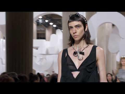 Miu Miu Spring/Summer 2019 Fashion Show video cover